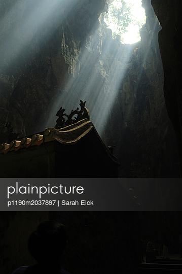 Sonnenstrahlen - p1190m2037897 von Sarah Eick