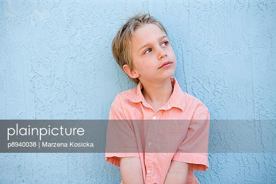 Kleiner Junge mit Wünschen - p8940038 von Marzena Kosicka