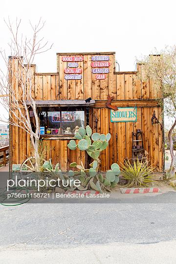 Palm Springs - p756m1158721 von Bénédicte Lassalle