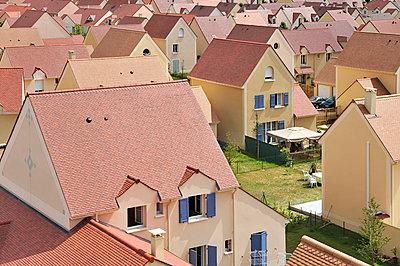 Neubaugebiet - p1111m886358 von Jean-Pierre Attal