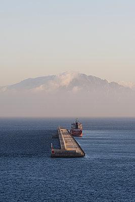 Strait of Gibraltar - p930m2148437 by Ignatio Bravo
