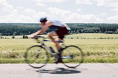 23. Triathlon in Hohenfelden bei Erfurt. - p1085m987282 von David Carreno Hansen