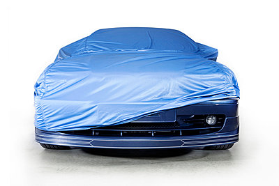 Covered car - p851m777772 by Lohfink