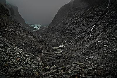 Franz Josef Gletscher - p1275m1511151 von cgimanufaktur