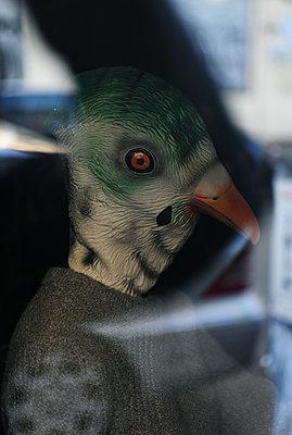 Bird mask - p1229m2263923 by noa-mar
