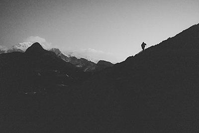 Himalaya Wanderung zum Kangchendzönga  - p1600m2192274 von Ole Spata