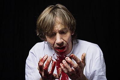Blutrausch - p3580429 von Frank Muckenheim