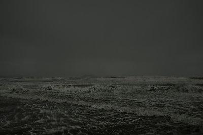 Stormy sea - p1132m2027975 by Mischa Keijser