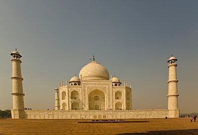 Taj Mahal - p162m763138 von Beate Bussenius