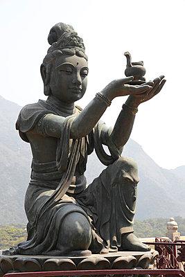 Buddhismus - p2370717 von Thordis Rüggeberg