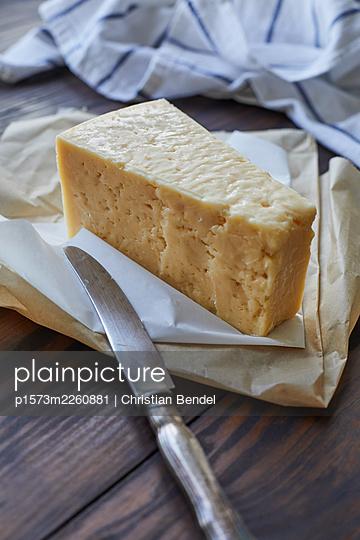 Västerbotten cheese - p1573m2260881 by Christian Bendel