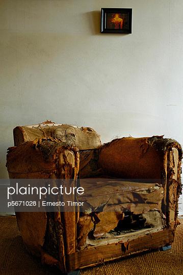 Völlige Zerstörung - p5671028 von Ernesto Timor