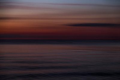 Ostsee in der Dämmerung - p1243m1108979 von Archer
