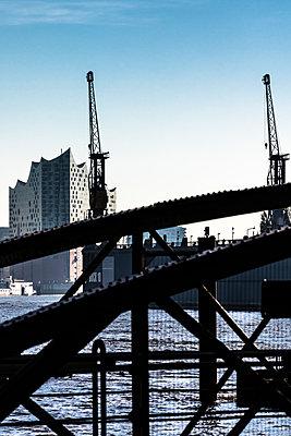 Hafenlocation - p488m2028075 von Bias