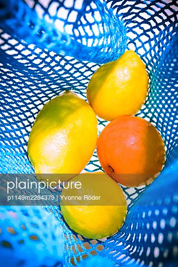 Citrus fruits - p1149m2284379 by Yvonne Röder