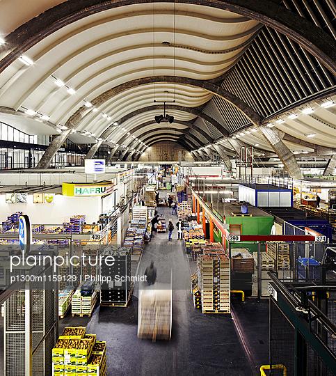 Großmarkt Hamburg - p1300m1159129 von Philipp Schmidt