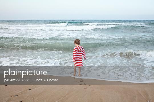 Meer erleben - p454m2207558 von Lubitz + Dorner