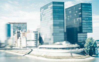 Medienhafen Düsseldorf - p999m1016102 von Monika Kluza