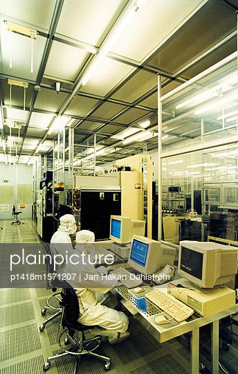 Entwicklungsabteilung - p1418m1571207 von Jan Håkan Dahlström