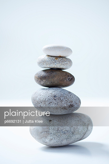 Pebbles - p6692131 by Jutta Klee photography