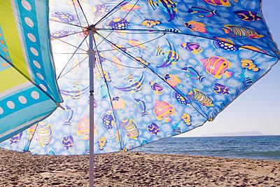 Umbrellas - p1043m2122245 by Ralf Grossek