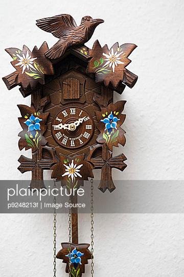 Cuckoo clock - p9248213f by Image Source