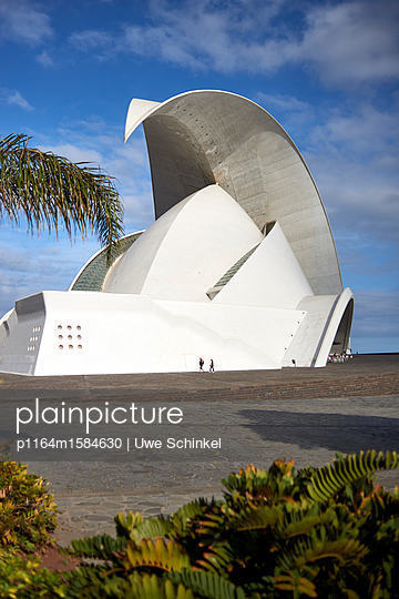Auditorio de Tenerife - p1164m1584630 von Uwe Schinkel