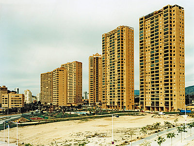 High rises in Benidorm - p2686891 by G. Mieth