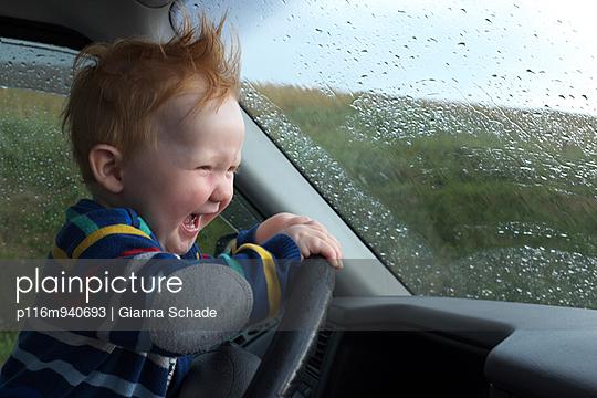 Little driver - p116m940693 by Gianna Schade