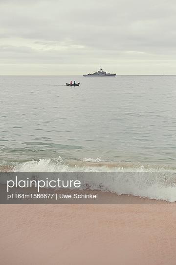 Schiffe - p1164m1586677 von Uwe Schinkel