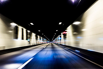 Inside a tunnel - p1076m1016858 by TOBSN