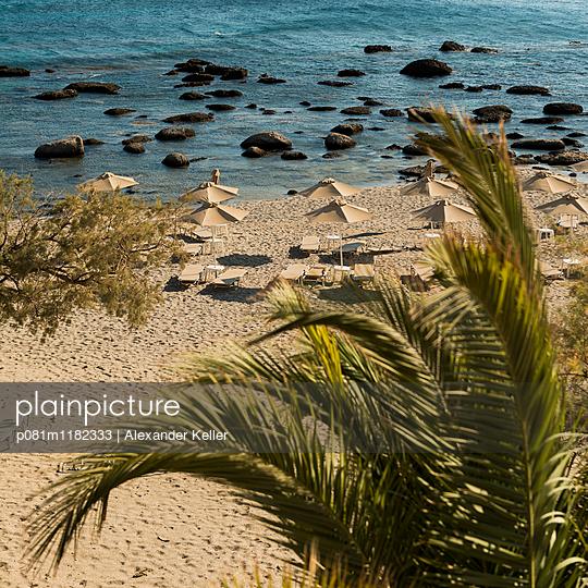 Badeurlaub auf Kreta - p081m1182333 von Alexander Keller