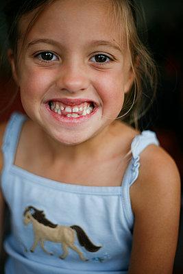 Zähne zeigen - p1129m916976 von ROBINSIMON