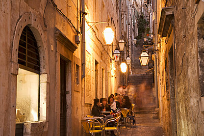 Dubrovnik, Croatia, Europe - p8712654 by Angelo Cavalli