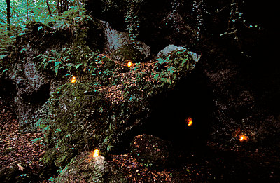 Höhleneingang Genovevahöhle - p2200117 von Kai Jabs
