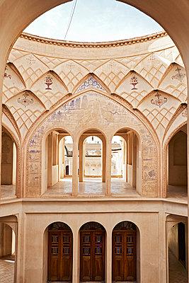 Tabatabai Haus Kashan - p1146m1445040 von Stephanie Uhlenbrock
