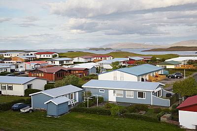 Island, Stykkisholmur, Snæfellsnes - p1294m1201572 von Sabine Bungert