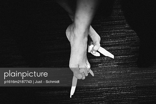 Female dancer - p1616m2187743 by Just - Schmidt
