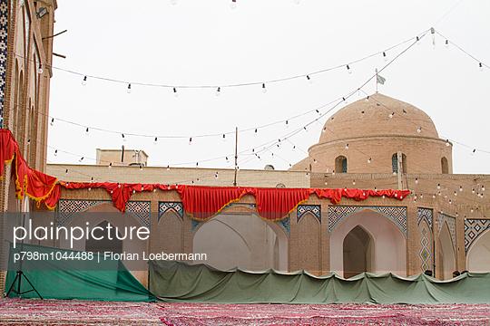 Moschee und Madrasa von Agha Bozorg - p798m1044488 von Florian Loebermann