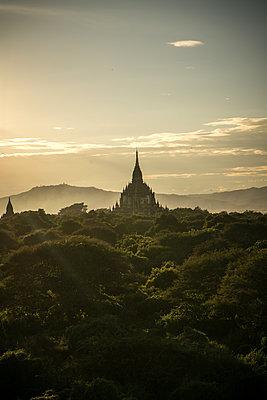 Gawdaw Palin Tempel in Bagan - p350m1200498 von Jo Henker