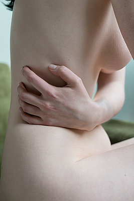 Naked woman - p427m2073465 by Ralf Mohr