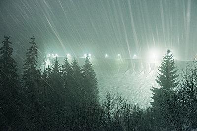 Schwarzwald Beleuchtung - p1425m1487085 von JAKOB SCHNETZ