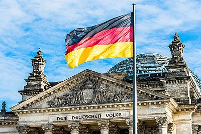 Dem Deutschen Volke - p488m1200681 von Bias