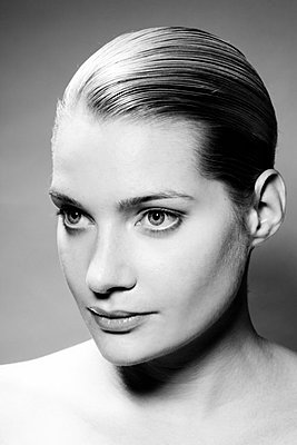 Classic portrait - p8980005 by Julia Blank
