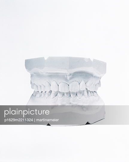 Denture, model - p1629m2211324 by martinameier.ch