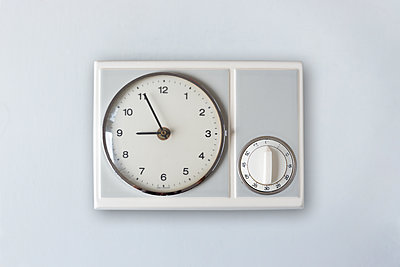 Nostalgic kitchen clock - p454m2200618 by Lubitz + Dorner