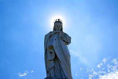 Virgin Mary - p813m925743 by B.Jaubert