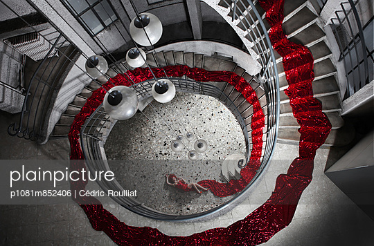 Vertigo - p1081m852406 by Cédric Roulliat