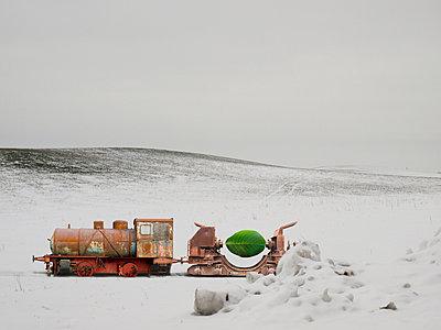 Langer winter - p979m1035157 von Matthias Jung
