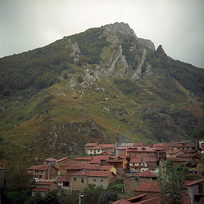 Mountain in Spain - p990m694908 by Michael Dooney